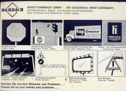 Radio - Germany Dl9 Cc - Gernsbach Baden - Radio Amatoriale