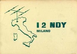 Radio - I2ndy Milano - Radio Amatoriale