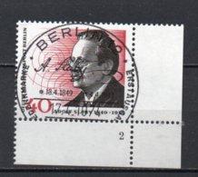 Berlin    467  Gestempelt   Formnummer - Berlin (West)