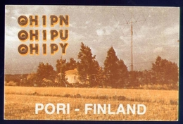 Radio - Ohi1pn - Pori - Filnland - Radio Amatoriale