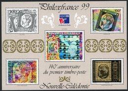 1999 NOUVELLE CALEDONIE BF N° 22 / ** MNH / Exposition Internationale à Paris Philexfrance 99 / Cote 40€ - Blocks & Sheetlets