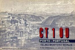 Radio - Porto - Portugal - Ct1ou - Radio Amatoriale
