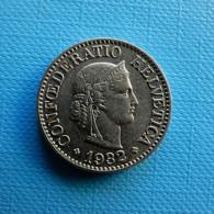 Switzerland 10 Rappen 1932 - Schweiz