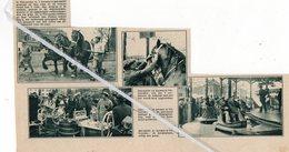 VILVOORDE..1934.. KERMIS EN JAARMARKT - Old Paper