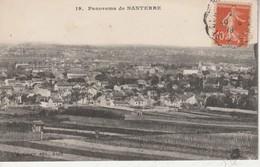 92 - NANTERRE - Panorama De Nanterre - Nanterre