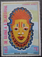 GUINEE EQUATORIALE Masque Africain Neuf ** - Guinée Equatoriale