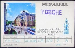 Radio - Romania Y08che - Botosani - Radio Amatoriale