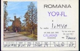 Radio - Romania Y09fl - Calarasi - Radio Amatoriale