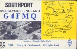 Radio - Southport - G4fmq - Merseyside - England - Radio Amatoriale