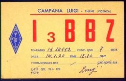Radio - Thene - Vicenza - I 3bbz - Radio Amatoriale