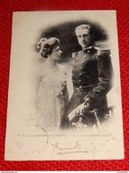 S.A.R. Princesse Elisabeth Et S.A.R. Prince Albert De Belgique  -  1900 - Familles Royales