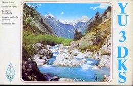 Radio - Yu3dks - La Valle Del Soca Isonzo - Radio Amatoriale