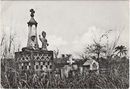 Images Du Congo Belge - Boma - Tombes Indigènes - & Grave - Belgisch-Congo - Varia