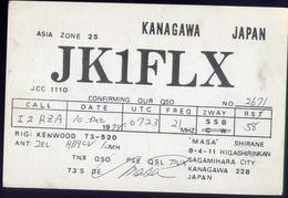 Radio - Kakagawa Japan - Jk1flxz - Sagamihara - Radio Amatoriale
