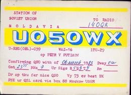 Radio - U050wx - Moldavia - Radio Amatoriale