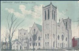 POSTAL WESTMINSTER CHURCH - MINNEAPOLIS - MINN - ESTADOS UNIDOS - Minneapolis