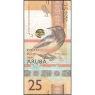 TWN - ARUBA NEW - 25 Florin 1.1.2019 Prefix A UNC - Aruba (1986-...)
