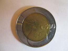 San Marino 500 Lire 1990 - Saint-Marin