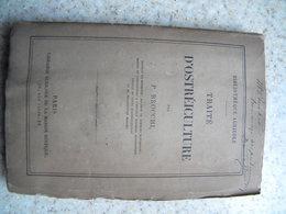 Traité D'ostréiculture R BROCCHI 1883 Avec Dédicace De L'auteur 299 Pages Huitres Cherbourg Grand Camp Granville - 1801-1900