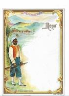 DI/1/  LIEBIG MENU   West Indies - Menus
