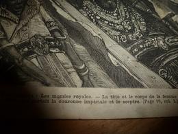 1882 JDV : Trésors De FORMENTERA (Baléares); Cavalier à Cheval Attaqués Par Des Loups; Le Ballon De Chicago;etc - 1850 - 1899