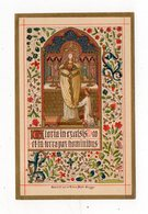 EERSTE H. MIS ..1895..ALEXANDER LEERS OPGEDRAGEN IN DE KERK H.ANTONIUS VAN PADUA TE ANTWERPEN - Devotion Images