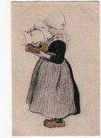233 - M.M. VIENNE Nr. 170 - Fillette Hollandaise - Sabot Bateau - Vienne
