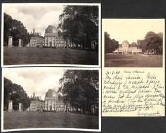 Lot 3 Cartes - Château D'Heylissem - Hélécine