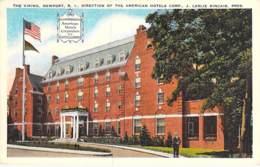 "USA Etats Unis ( RI Rhode Island ) Hotel "" The VIKING "" Direction Of The American Hotels Corp. - CPA Colorisée - Newport"