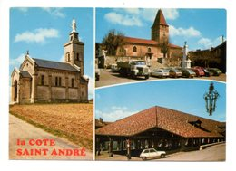CITROEN GS Break, Camion BERLIET, à La Côte St André (38) - Voitures De Tourisme