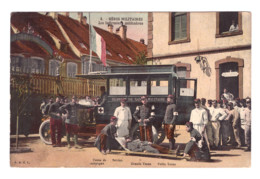 LES INFIRMIERS MILITAIRES 1914 - Unclassified