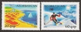 AZERBAIJAN 2012 - Aserbaidschan - VISIT Aserbaidschan - Europa-CEPT
