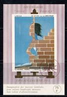 Belg. 1972 - E 123 Met Stempel - Erinnophilie