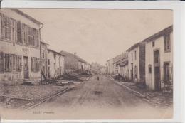 57  BOUST  Vue Sur La Rue -Mairie - Other Municipalities