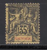 1899-1906 Yvert Nº 48 - Martinica (1886-1947)