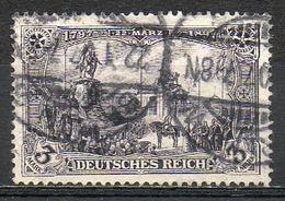 ALLEMAGNE - Empire - 1902-04 - N° 79 - (Monument De Guillaume 1er) - Oblitérés