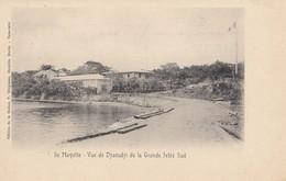 MAYOTTE: Vue De Dzaoudzi De La Grande Jetée Sud - Mayotte