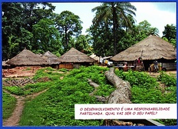 Guiné Bissau - Ilhas Urok, Arquipélago Dos Bijagós / Ambiente - Guinea Bissau
