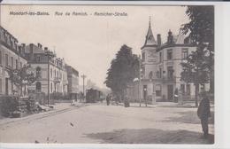 MONDORF LES BAINS  Rue De REMICH - Mondorf-les-Bains