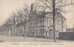 PUTEAUX: Avenue De Saint-Germain - La Maison Des Soeurs De L'Assomption - Puteaux