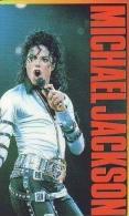 MICHAEL JACKSON *   Télécarte  USA  (51) Phonecard USA *  Telefonkarte * MUSIC * MUSIQUE * MUSIK - Musique