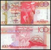 SEYCHELLES 100 RUPIY P.39 1998 UNC - Seychelles