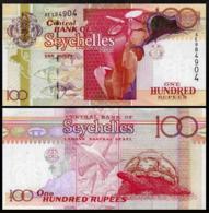 SEYCHELLES 100 RUPIY P.40a 2001 UNC - Seychelles