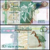 SEYCHELLES 50 RUPIY P.43a 2011 UNC - Seychelles