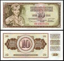 YUGOSLAVIA 10 DINAR 1978 UNC P.87a - Joegoslavië