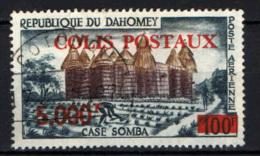 DAHOMEY - 1967 - COLIS POSTAUX - USATO - Benin – Dahomey (1960-...)