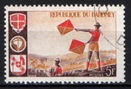 DAHOMEY - 1966 - SCOUT - USATO - Benin – Dahomey (1960-...)