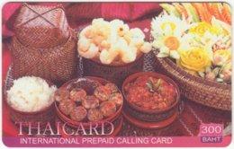 THAILAND D-794 Prepaid ThaiCard - Food, Traditional Meal - Used - Thaïland