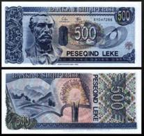 ALBANIA 500 LEK 1994 UNC P.57a - Joegoslavië