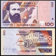 ALBANIA 100 LEK 1996 UNC P.62a - Joegoslavië